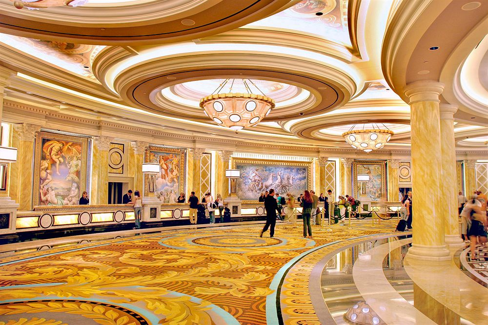 Luxury casino las vegas